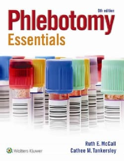 Phlebotomy Essentials + Workbook + Prepu