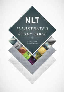 NLT Illustrated Study Bible: New Living Translation (Hardcover)