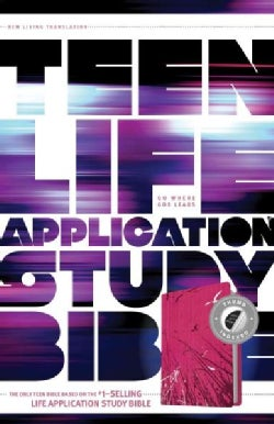 Teen Life Application Study Bible: New Living Translation, With Ribbon Marker (Paperback)