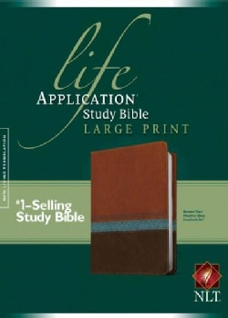 Holy Bible: Life Application Study Bible Nlt (Paperback)