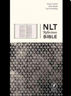 Holy Bible: Nlt Reflections Bible: the Bible for Journaling (Hardcover)