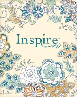 Holy Bible: Inspire Bible Nlt: the Bible for Creative Journaling (Paperback)