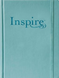 Holy Bible: Inspire Bible Nlt: the Bible for Creative Journaling (Hardcover)