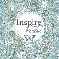 Inspire - Psalms: Coloring & Creative Journaling Through the Psalms (Paperback)
