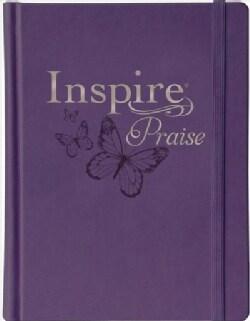Holy Bible: Inspire Praise Bible, New Living Translation (Hardcover)