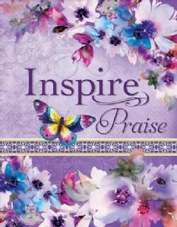 Holy Bible: Inspire Praise Bible, New Living Translation, Feminine Deluxe (Paperback)