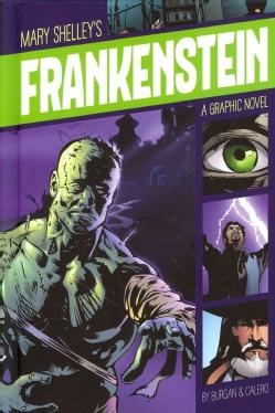 Mary Shelley's Frankenstein (Hardcover)