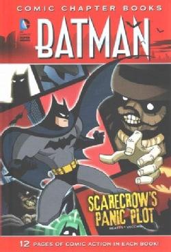 Scarecrow's Panic Plot (Hardcover)