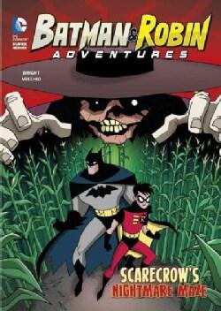 Scarecrow's Nightmare Maze (Hardcover)
