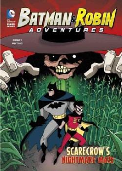 Scarecrow's Nightmare Maze (Paperback)
