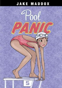 Pool Panic (Hardcover)