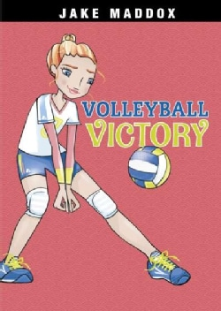 Volleyball Victory (Hardcover)