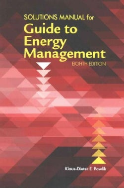 Guide to Energy Management (Paperback)