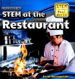 Discovering STEM at the Restaurant (Hardcover)