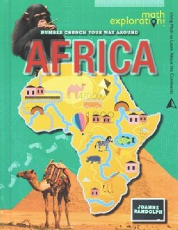 Number Crunch Your Way Around Africa (Hardcover)