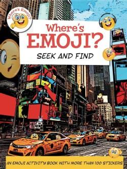 Where's Emoji? Seek and Find (Paperback)