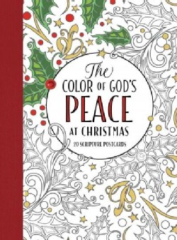 The Color of God's Peace at Christmas (Paperback)