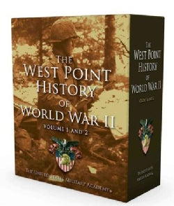 West Point History of World War II Complete Set (Hardcover)