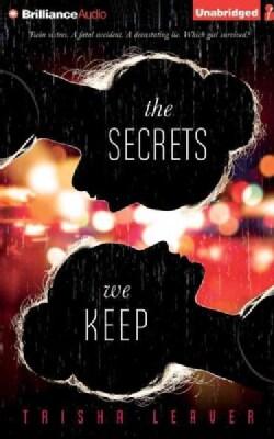 The Secrets We Keep (CD-Audio)