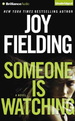 Someone Is Watching: Library Edition (CD-Audio)