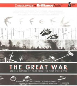 The Great War: Stories Inspired by Items from the First World War (CD-Audio)