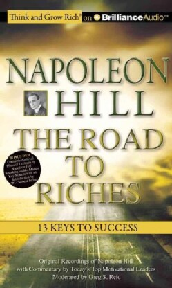 The Road to Riches: 13 Keys to Success (CD-Audio)
