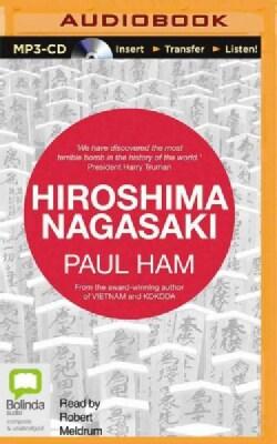 Hiroshima Nagasaki (CD-Audio)