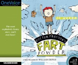 Doctor Proctor's Fart Powder (CD-Audio)