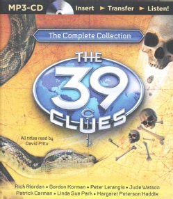 The 39 Clues: The Complete Collection (CD-Audio)