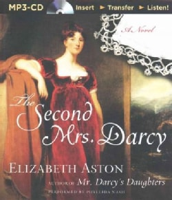 The Second Mrs. Darcy (CD-Audio)