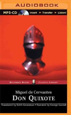 Don Quixote (CD-Audio)