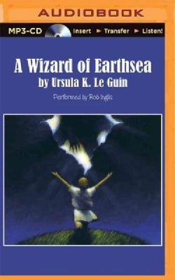 A Wizard of Earthsea (CD-Audio)