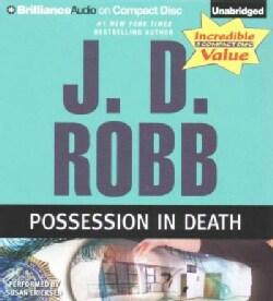 Possession in Death (CD-Audio)