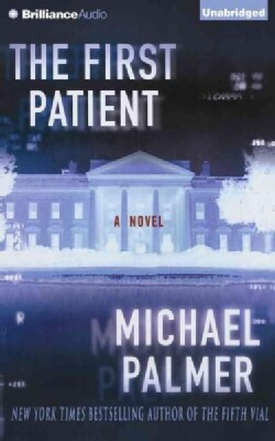 The First Patient (CD-Audio)