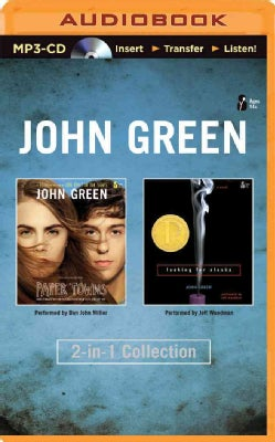 Paper Towns / Looking for Alaska: 2-in-1 Collection (CD-Audio)