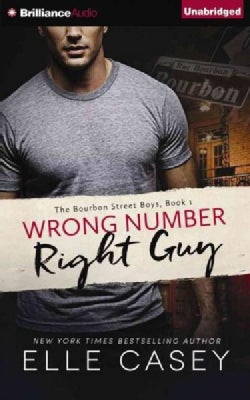 Wrong Number, Right Guy (CD-Audio)