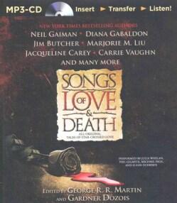 Songs of Love & Death: All-Original Tales of Star-Crossed Love (CD-Audio)