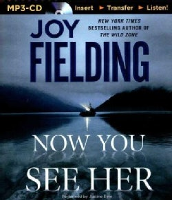 Now You See Her (CD-Audio)