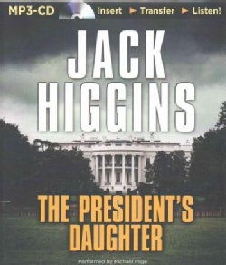 The President's Daughter (CD-Audio)
