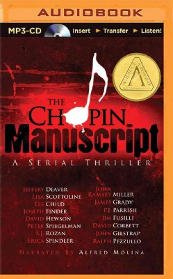 The Chopin Manuscript (CD-Audio)