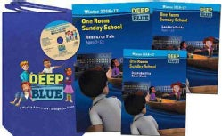 Deep Blue One Room Sunday School Kit Winter 2016-17: Ages 3-12