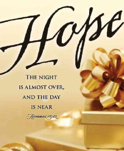 Hope Gifts Images Advent Bulletin, Large Pkg of 50 (Other book format)