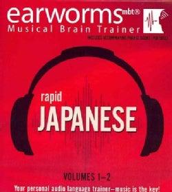 Earworms MBT Rapid Japanese: Includes Bonus Pdf Disc
