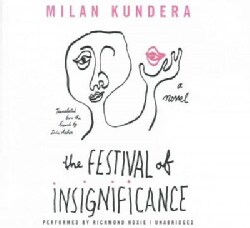 The Festival of Insignificance: Library Edition (CD-Audio)