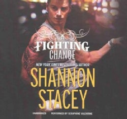 A Fighting Chance: Library Edition (CD-Audio)