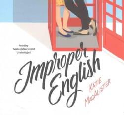 Improper English: Library Edition (CD-Audio)