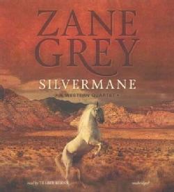 Silvermane: A Western Quartet (CD-Audio)