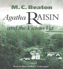 Agatha Raisin and the Vicious Vet (CD-Audio)