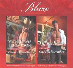 Cowboy Unwrapped / One Hot December: Library Edition (CD-Audio)