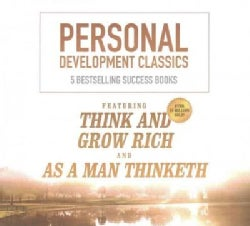 Personal Development Classics: Five Bestselling Success Audiobooks; Library Edition (CD-Audio)